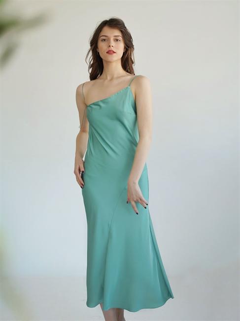 Платье-комбинация - фото 78741