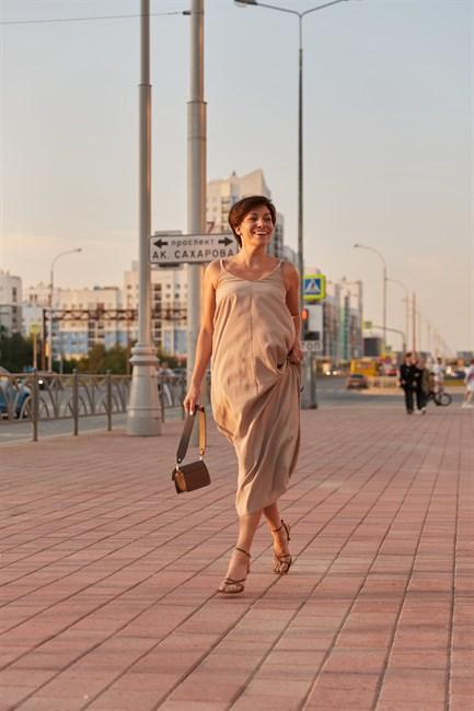Платье- комбинация - фото 83077