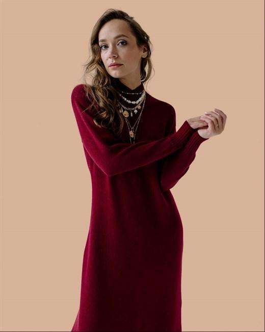Платье макси - фото 84669