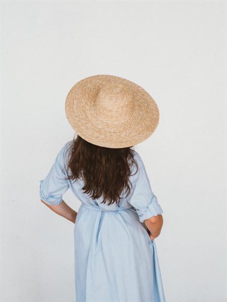 Шляпа Olsen, солома