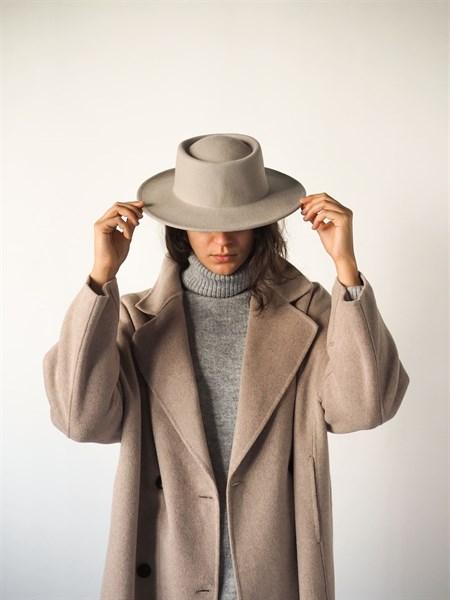 Шляпа фетровая Tilda
