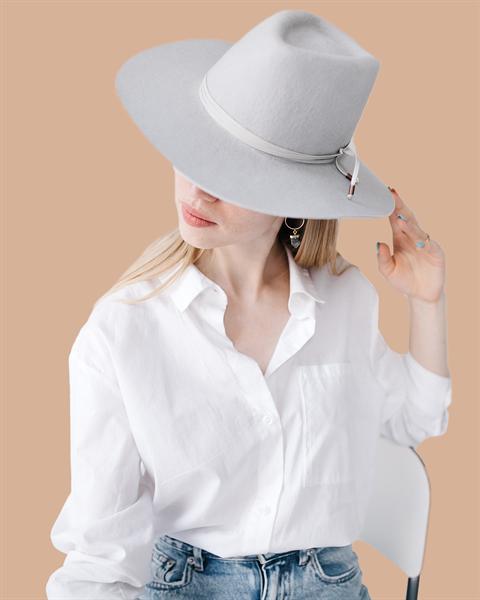 Шляпа фетровая Hanna